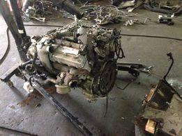 Двигатель 628 4.0 CDI устанавливался на Mercedes W220 E211 ML163