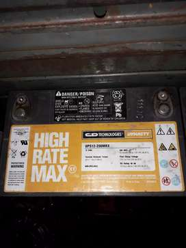 Deep Cycle Batteries for sale