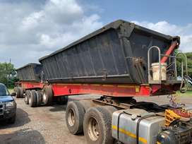 Side Tipper for sale-Top Trailer