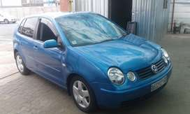 2006 VW Polo 1.6 comfort line for sale