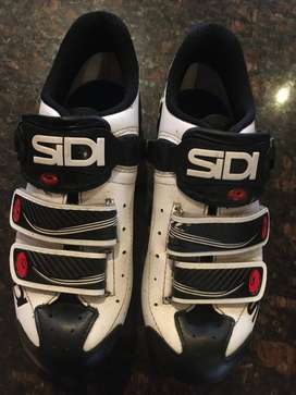 Sidi Alba 2 Road Shoes - EU 37 - White/Black