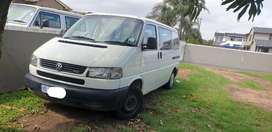 Vw caravelle t4 syncro