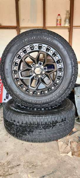 18inch Ford Ranger Wildtrack/Everest, Toyota Hilux/Fortuner,Isuzu