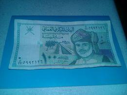 100 оманских байзов сто байз Оман 1995 год купюра