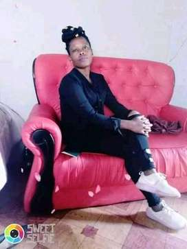 Mature Lesotho maid and nanny needs sleep in work