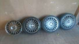 TYRES N MAGS FOR SALE