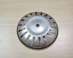 Фильтр сетка для раковины 74 мм (наружный 78 мм) нержавейка