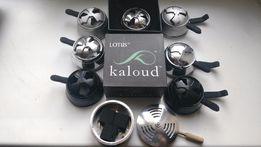 Калауд лотус, kaloud lotus, калауд чёрный, матовый, чаши, трубки Amy
