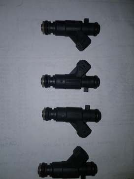 New injectors for Fiat Punto or Linea 1.4 .
