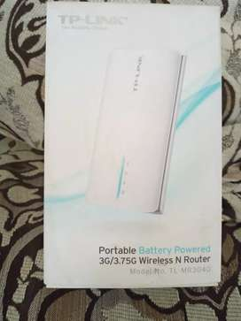 TP Link 3g/4g Portable Wireless N Router