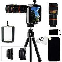 Оптическая Камера KAMKIX 4в1 для IPFONE 6PLUS (8X ЗУМ)