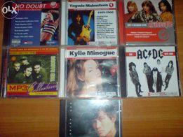 Аудио CD И MP3 диски