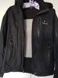 Ciepła kurtka Bergson Ladies XS czarna