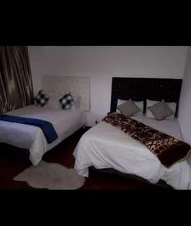 Rooms for rent per night per week or month