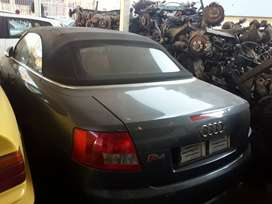 AUDI S4 STRIPPING FOR SPARES