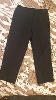 Новые женские брюки из плотной шерстяной ткани, р. 52-54
