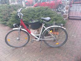 Sprzedam duzy rower damski 28