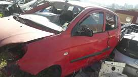 Kia picanto 2010 stripping for parts