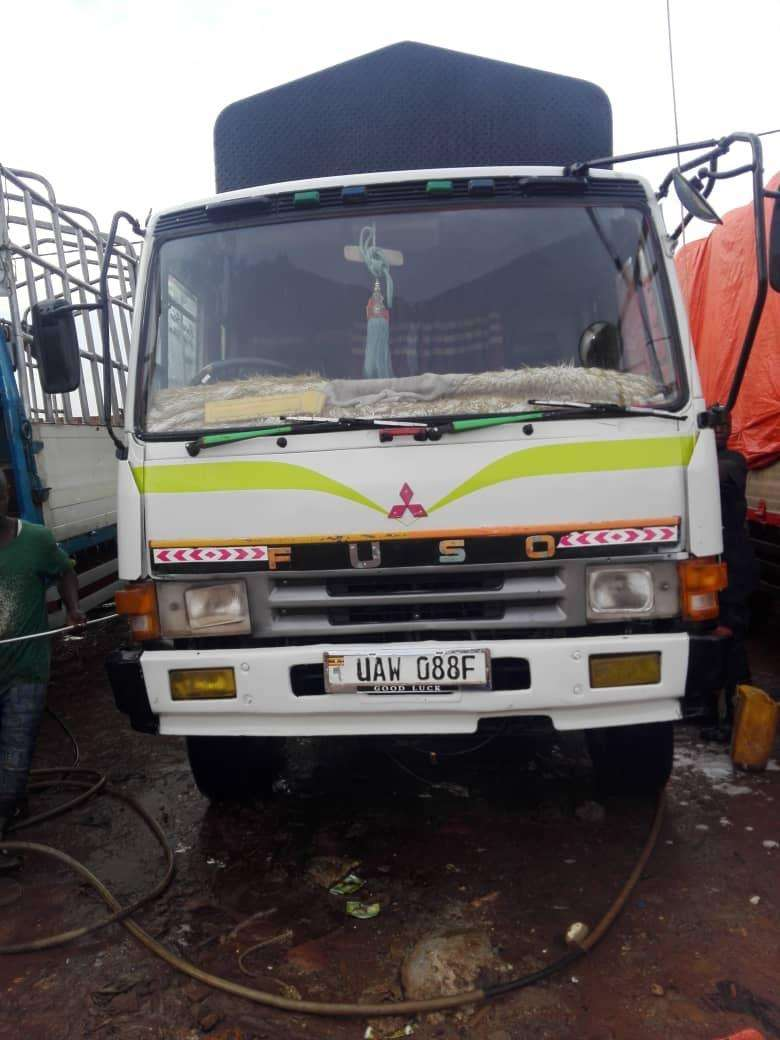 FUSO FIGHTER GOOD AS NEW 0