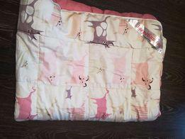 одеяло детское шерсть 100*130