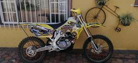 RMZ 450cc  bike runs 100% nothing to be done to swop for 4 wheeler