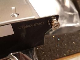 moduł stack CISCO 2960X oryginał, nowy, nieużywany
