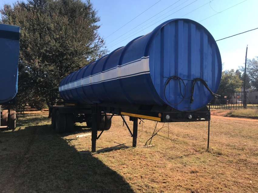 Water tanker for sale 0