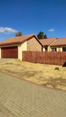 House in extention 22 secunda