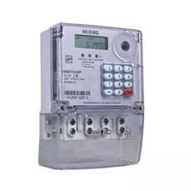 SUB PREPAID METERS INCLUDING INSTALLATION AND REGISTRATION