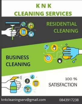 KNK CLEANING SERVICES