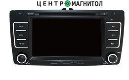 Штатная магнитола Skoda octavia А5 октавия rs (bolero) DVD GPS USB
