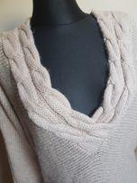 Sweterek H&M roz S