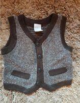 Kamizelka idealna do koszuli H&M rozmiar 68