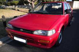 **SOLD**1998 Toyota Tazz 1300cc for Sale!