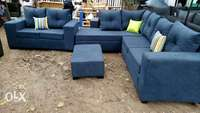 L Shape Sectional Seat plus 2 Seater 0
