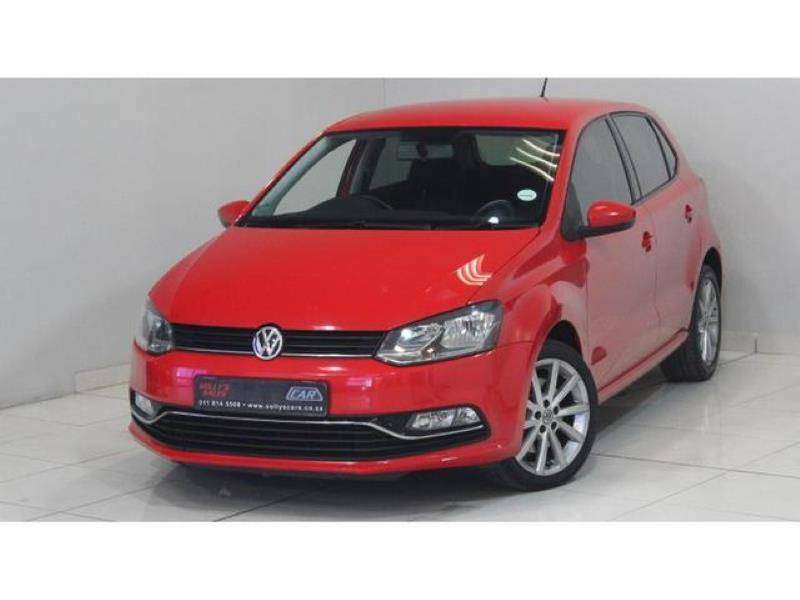 2015 Volkswagen Polo Hatch 1.2TSI Highline Auto For Sale 0