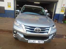Toyota Fortuner 2.4 GD-6 4x4
