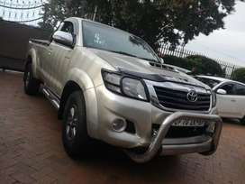 2014 Toyota Hilux 3.0d4d manual single cab high rider for sale