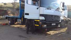 Actros Mp1 gearshift solutions