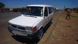 Toyota venture in good condition