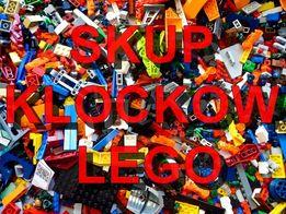 Skup LEGO do 150 zl za kg płatne od ręki