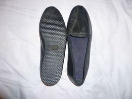 Обувь рабочая (спецобувь) женские комнатные туфли, подростковые
