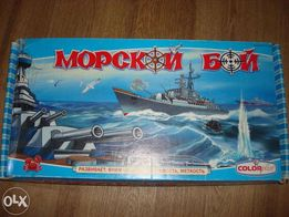 Конструктор морской бой