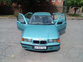 Selling my bmw E36 dolphin 316i 1996 model