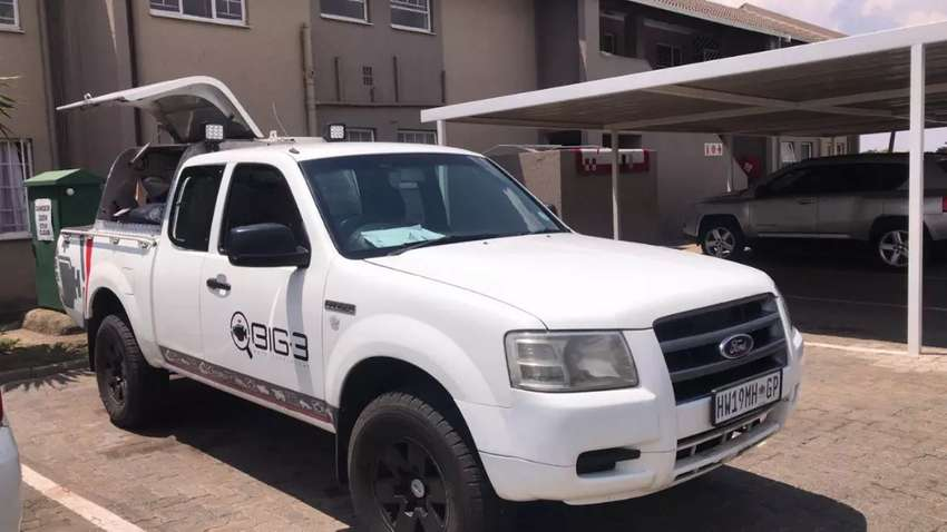 Ford bakkie club cab for sale 0