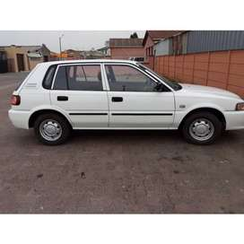 Millinium Toyota Tazz 2001 For Sale