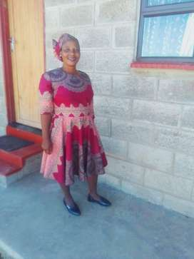38 year old Lesotho maid,nanny,cook needs sleep in work ASAP