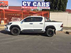 2018 Toyota Hilux 2.8 GD-6 RB Raider AT