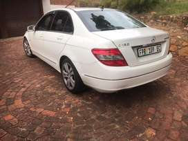 2010 mercedes benz. c180 blue effiency,good condition ,new tyes