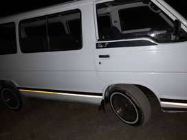 2007 hiace reconditioned for sale